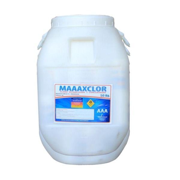 cloro-entabletas-al-91% -50-kg-presentacion 1-kg-quimicos-piscina-globalpacificsas